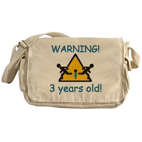 3yearboyR Messenger Bag