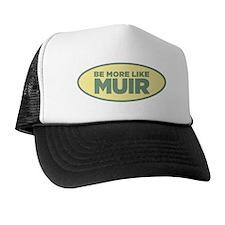 cap_black Trucker Hat