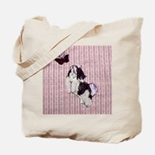 DaisyandtheButterfly_LO_11x11 Tote Bag