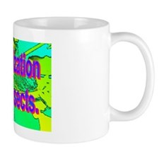Specialization is for insects(postcard) Mug