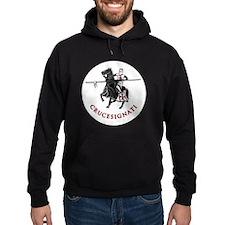 crusader border Hoodie