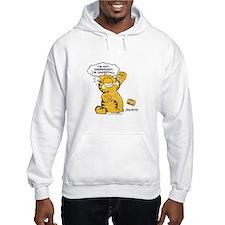 """Garfield """"I'm Undertall"""" Hoodie"""