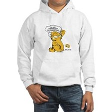"Garfield ""I'm Undertall"" Jumper Hoody"