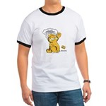 "Garfield ""I'm Undertall"" Ringer T-Shirt"