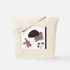 HavaWildlifeFriend_CM_7x5 Tote Bag