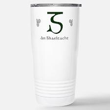 Gaeltacht2 Stainless Steel Travel Mug