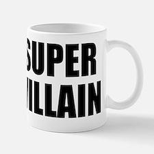 Super Villain W Mug