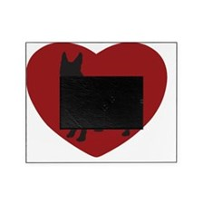 Boston Terrier 10x10 Picture Frame