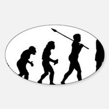 Double Bassist Decal