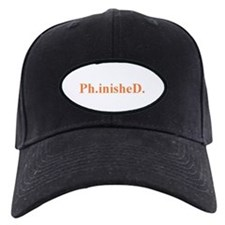 Ph.inisheD. Baseball Hat