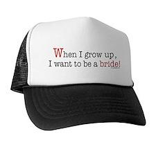 ... a Bride Trucker Hat