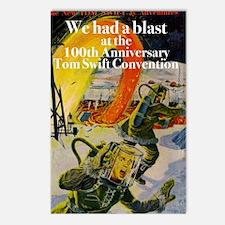 Tom Swift Blast Postcards (Package of 8)