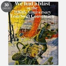 Tom Swift Blast Puzzle