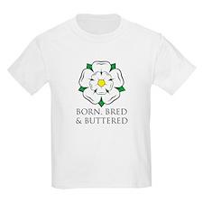 Kids Yorkshire Rose t-shirt
