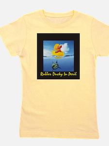 rubber ducky2. Girl's Tee