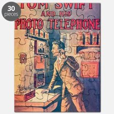 Bell Labs vs Tom Swift Puzzle