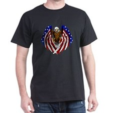 2-FLAGEAGL2 T-Shirt