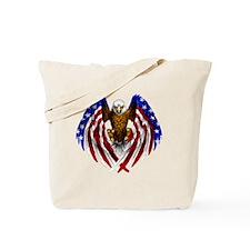 2-FLAGEAGL2 Tote Bag