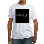 Mosaics - My Anti-Drug Fitted T-Shirt