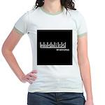 Mosaics - My Anti-Drug Jr. Ringer T-Shirt