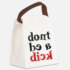 dick.gif Canvas Lunch Bag