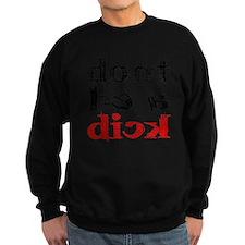 dick.gif Sweatshirt