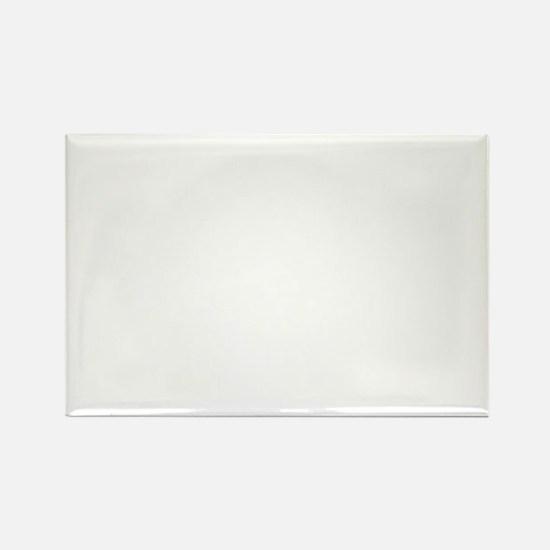 yeast whisperer 2000 white no mar Rectangle Magnet