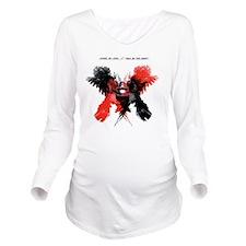 kings_of_leon_OBTN_c Long Sleeve Maternity T-Shirt