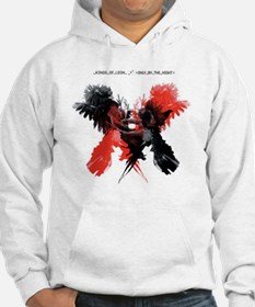 kings_of_leon_OBTN_cover_select Hoodie