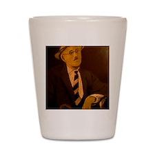 James Joyce Shot Glass