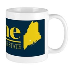 Maine Gold Bumper 2 Mug