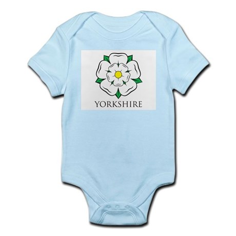 Yorkshire Rose baby thingy