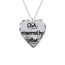 2-CNA and coffee Necklace