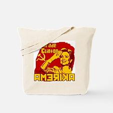 Comrade Clinton Tote Bag