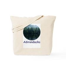 Adirondack Trees Tote Bag