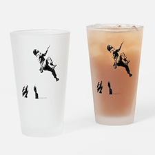 bouldererandspotters2 Drinking Glass