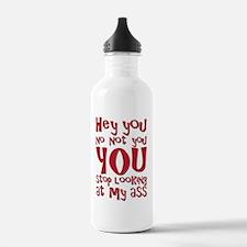 stoplookingass Water Bottle