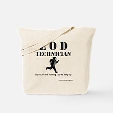 eod tech light Tote Bag