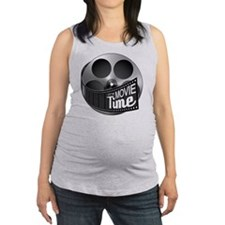 IMT Logo Maternity Tank Top
