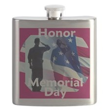 2-MemorialHonor E Flask