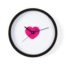 Dharma Love 3dk Wall Clock