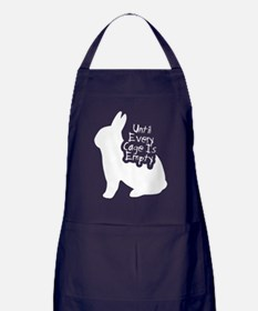 Until Every Cage is Empty - Animal Li Apron (dark)