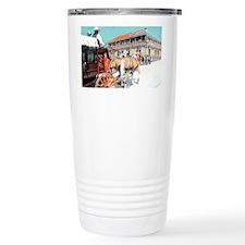 Stagecoach Cosomopolitan Hotel  Travel Mug