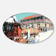 Stagecoach Cosomopolitan Hotel by R Decal