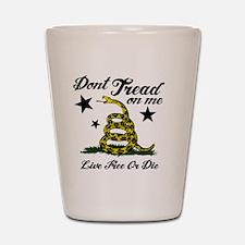 DTOM 4 Hat Shot Glass