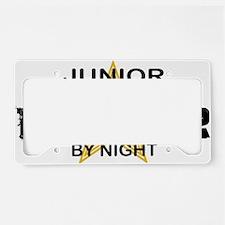 JUNIOR License Plate Holder