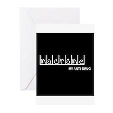 Macrame - My Anti-Drug Greeting Cards (Package of