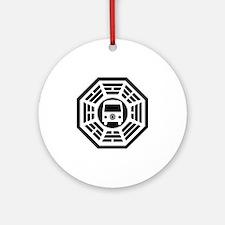 Dharma Van Round Ornament