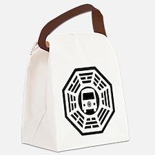 Dharma Van Canvas Lunch Bag