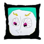 Old Guy Throw Pillow